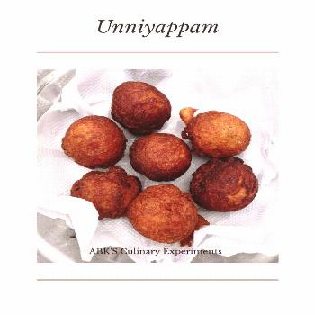 Anjali Balan Kalathil on June 11 2020 food text that says Unniyap
