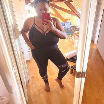 Eve On Keto on June 08 2020 1 person standing phone selfie and in