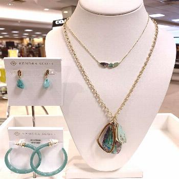 Kendra Scott Asheville Mall on June 10 2020 jewelry