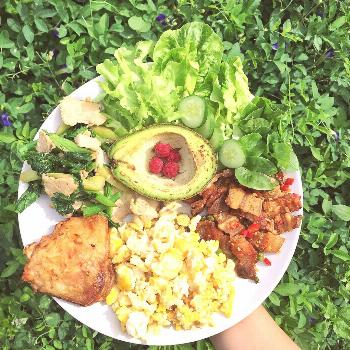 on June 11 2020 1 person food