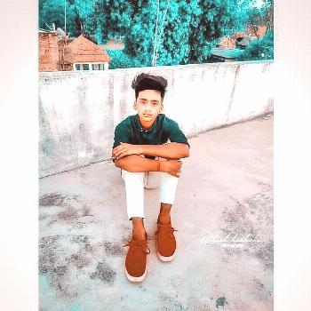 Rakesh Kushwha on May 29 2020 14 and 1 person shoes and outdoor