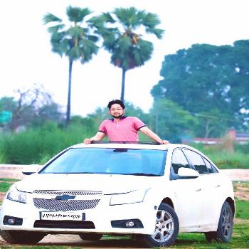 Shadab Ansari on June 10 2020 1 person standing car sky and outdo