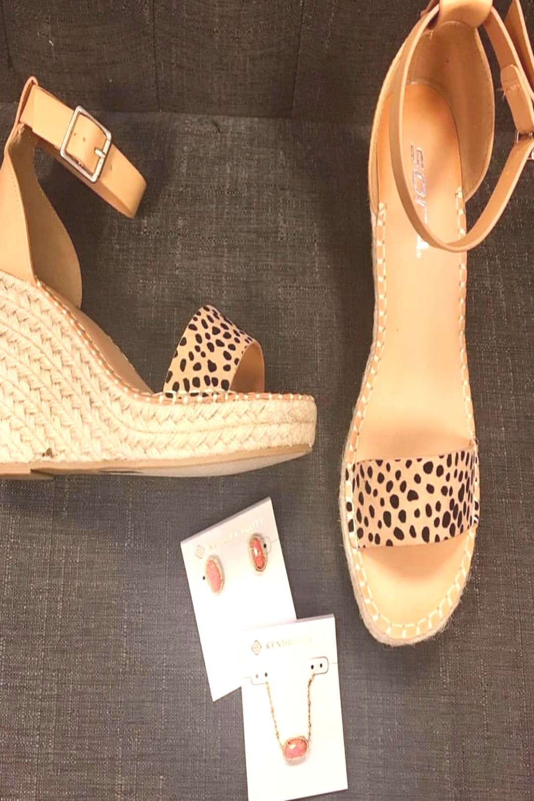 Bling New Market West Wichita on June 09 2020 shoes