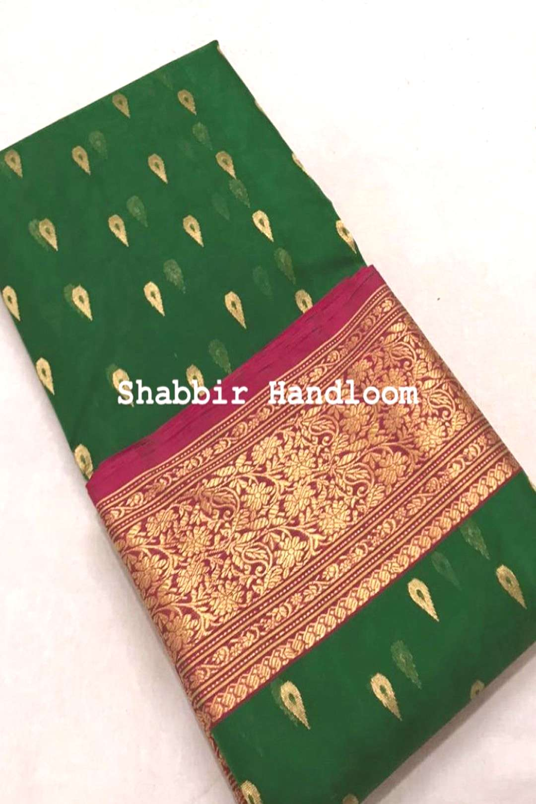 Bunkar Chanderi Saree on June 05 2020