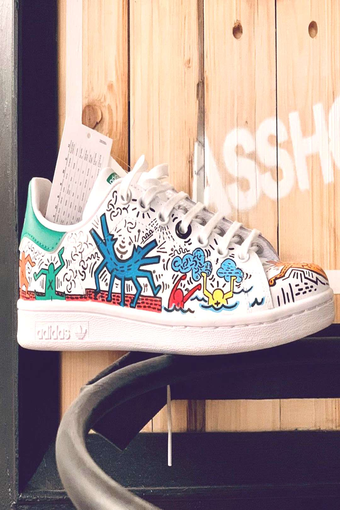 Farah on May 31 2020 shoes