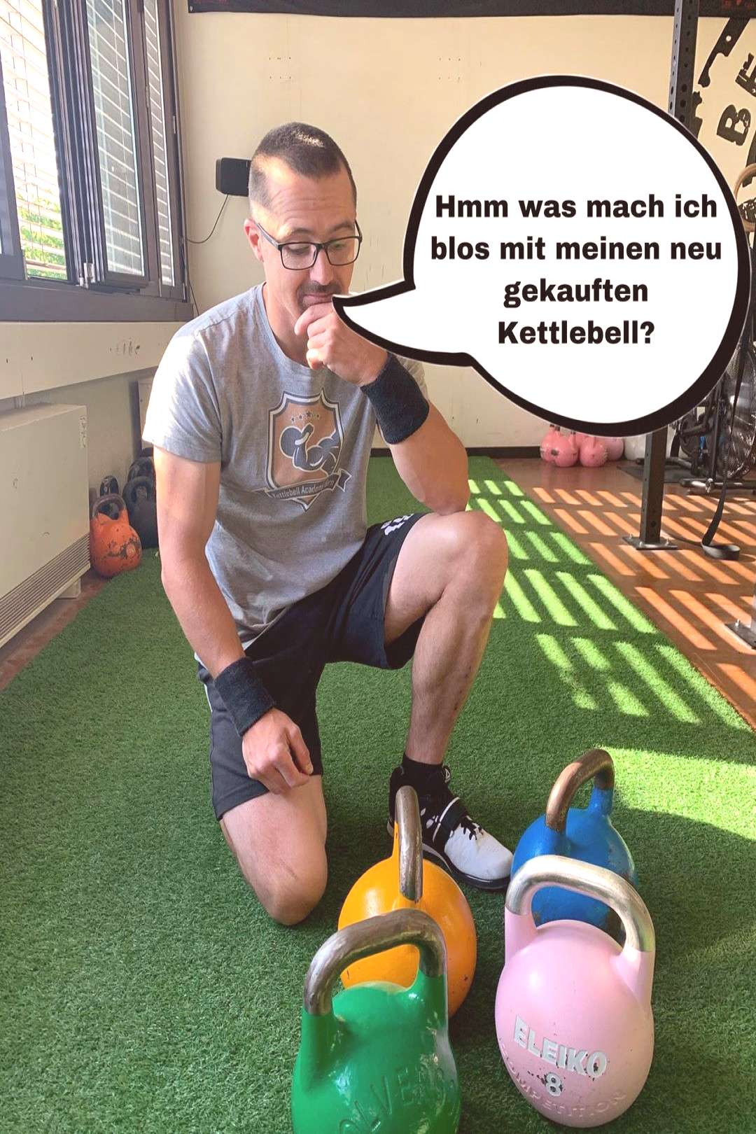 Kettlebell Academy Bern on May 31 2020 1 person
