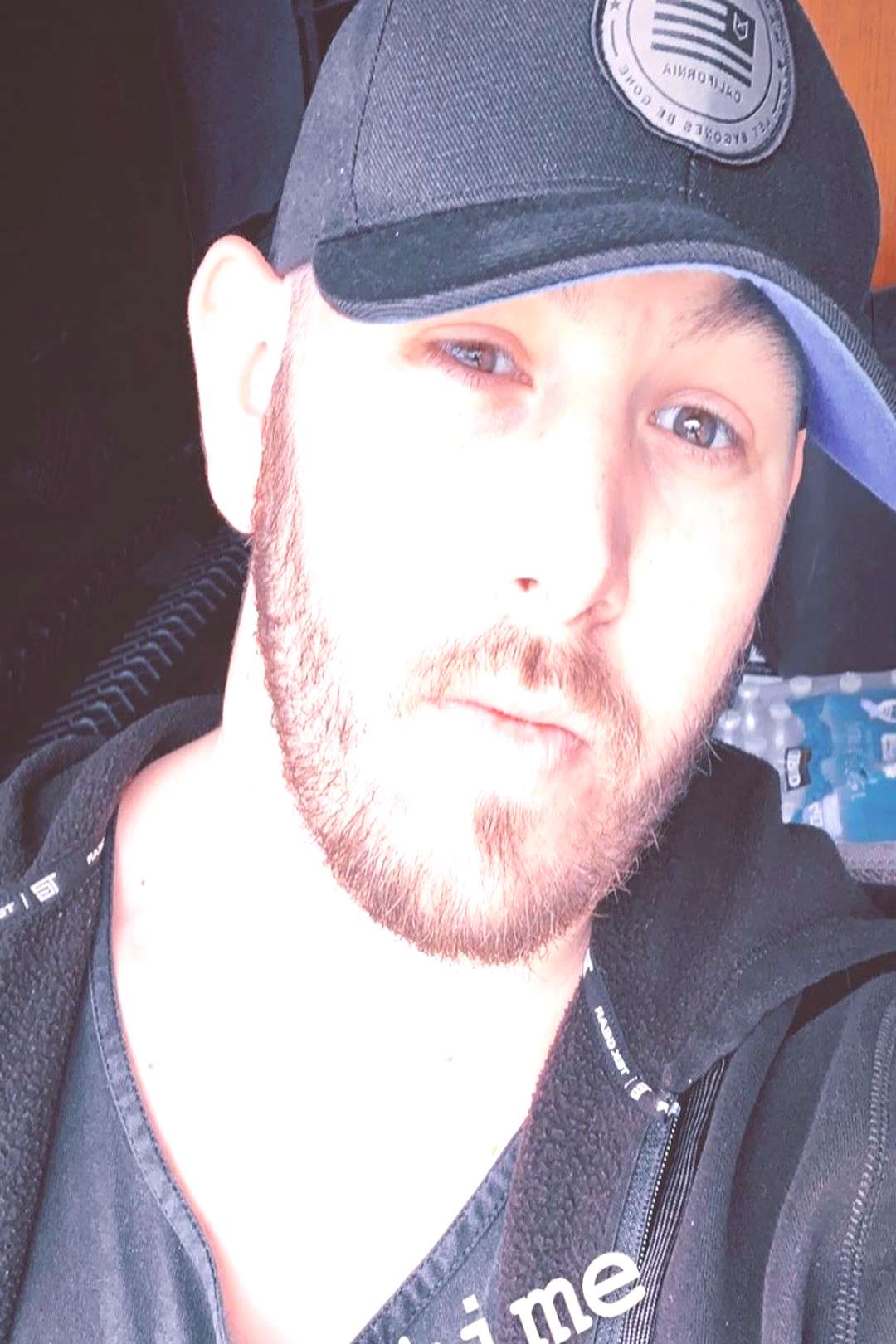Reese on June 07 2020 1 person beard selfie and closeup