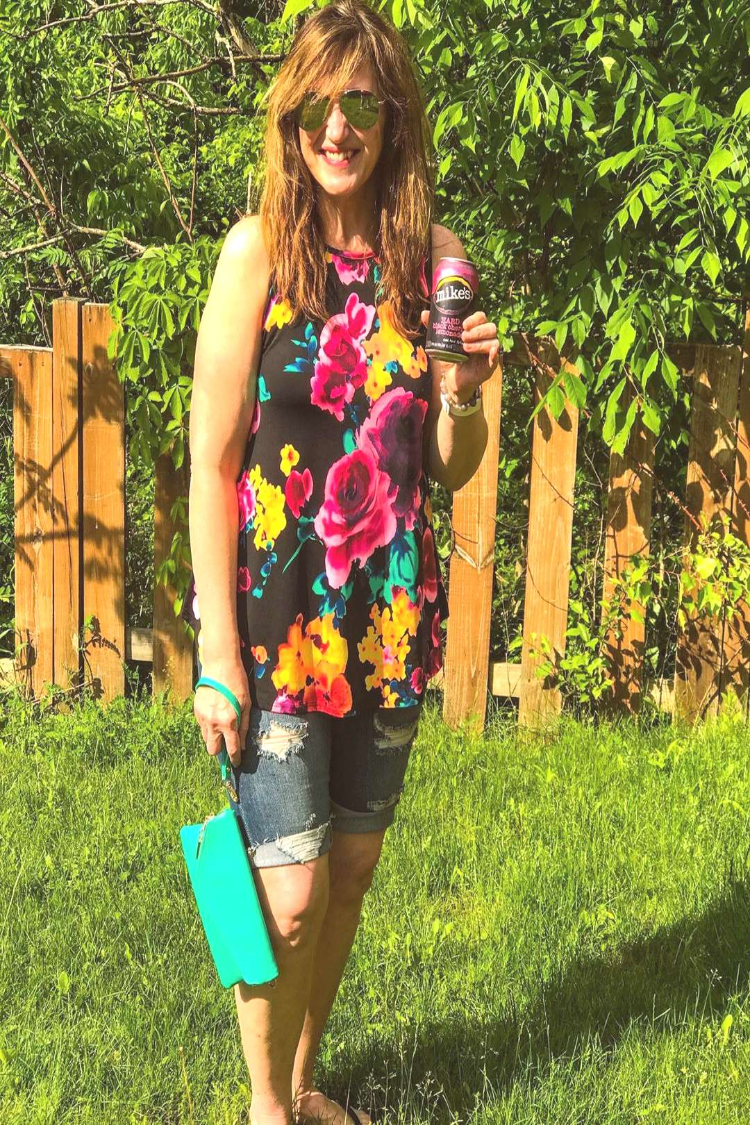 Ruffle Stitch Boutique on May 30 2020 1 person standing outdoor a