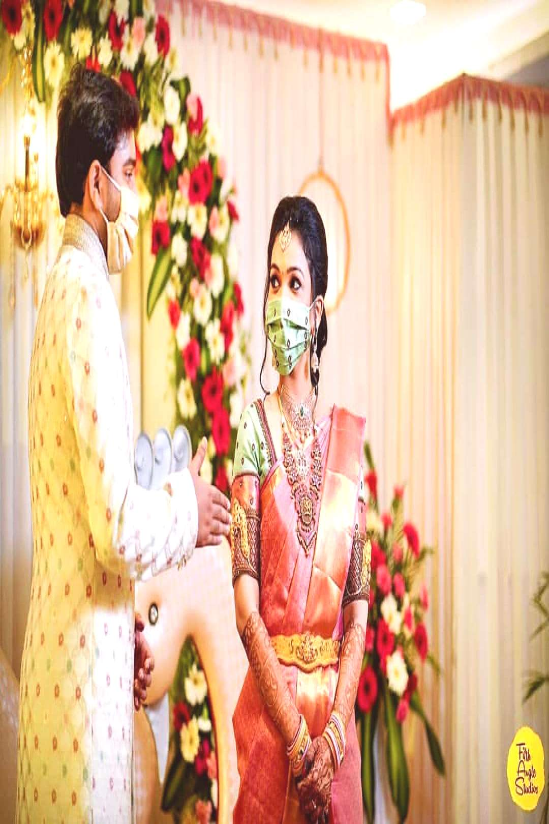 The Bridal Channel on June 11 2020 1 person standing wedding and